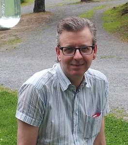 Stian Eriksen, photo taken July 2013
