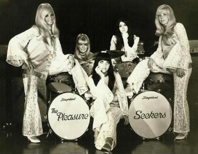 suzi quatro the pleasure seekers