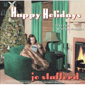 Her 1955/56 seasonal records will no doubt put you in a cozy mood...