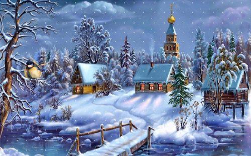 Season's Greetings to all my readers! Love always, Stian
