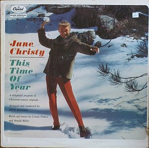 June Christy's very special 1961 album - looking beyond the joy and glitter...