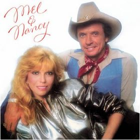 The 1981 country album she made with Mel Tillis