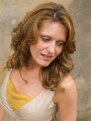 Gunda Marie Bruce - hun er norsk opera's fremtid! (Foto: MySpace.com)
