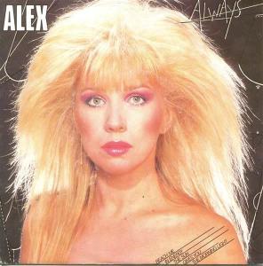 """""""Always"""" var den 5. og siste i rekken av Alex' klassiske album fra 70/80-tallet"""