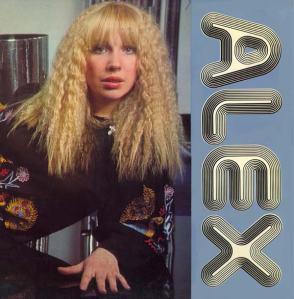 """""""Alex"""" ble utgitt 1977. Håret hennes ble en egen mote-greie..."""