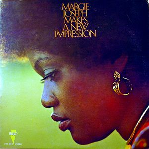 Her debut album from 1971, and yes - she DID make an impression!