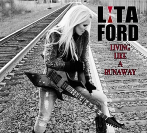 A new, stunning chapter in the musical history of Lita Ford...