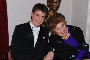 Leonid Larionov & Maud Hurum i 2011