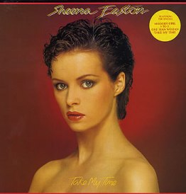 The very first Sheena Easton album (1981)
