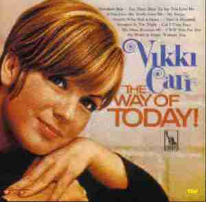 This 1966 album marks the transition from traditional to current pop singer for Vikki