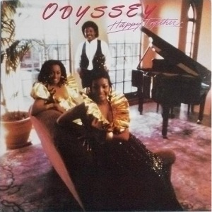 """The last in line of the classic Odyssey albums, """"Happy Together"""" (1982)"""