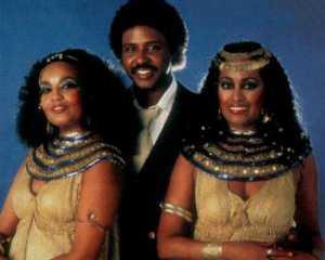 Odyssey ca. 1980. Lead singer Lillian Lopez on the left