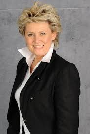 A fairly recent photo of the great Gitte Haenning
