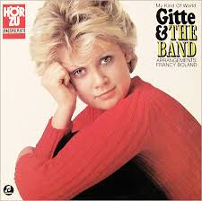 """My Kind Of World""; 1968 saw Gitte move from pop to jazz"