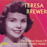 A collection of all her recordings on the London label 1949-50