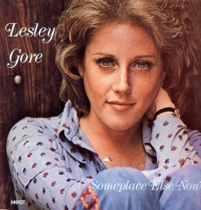 "Her 1972 album, ""Someplace Else Now"""