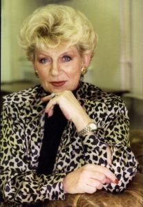 Jackie Trent - forever remembered with much love and admiration