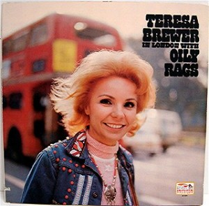 London obviously turned Teresa into a rocker of the first rank. A GREAT album!