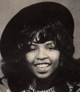 Betty Wright, photo from 1975