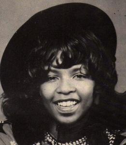 Betty Wright, photo from 1975