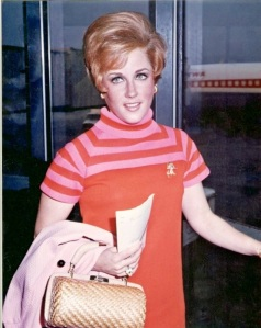 Lesley, going somewhere - in the late 1960´s