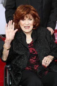 Maureen O' Hara graced countless Movies from 1939... This photo was taken 2014, and proves that even at age 93, miss O' Hara was still gorgeous!