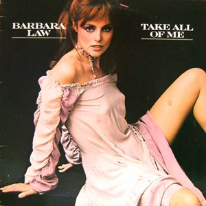 "The album ""Take All Of Me"" by Barbara Law"