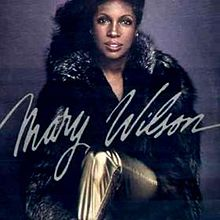 Ex-Supreme Mary Wilson, solo album from 1979