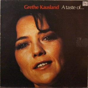 This album was Grethe Kauslands first as an adult - and won her the coveted 1978 Spellemannsprisen. Well deserved too...