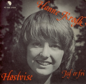 Hanne Krogh - definetely NOT another Gloria Gaynor either!