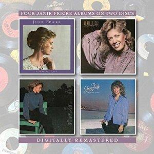 Janie's first 4 albums 1978-80