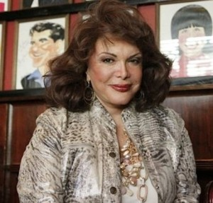 Connie Francis in 2016